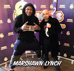 Marshawn Lynch and Ike