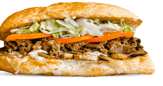 2. Hollwould's SF Cheesesteak